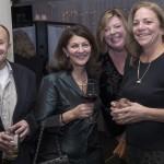 Hal Zwick, Elaine Micali, Victoria, Lori MacGarva