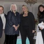 Hal Zwick, Nancy McGann, Janet Hummel, Judi Desierio