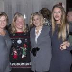 Joan Duvall, Donna Anderson, Gail Shephard, Rachel Martin