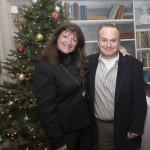 Judi Desiderio and Hal Zwick
