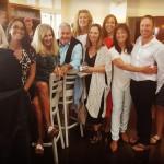 Nancy McGann, Amy Forst, Lora Nelson, Gene Stilwell, Pam Walsh, Andrea Mammano, Zoila Astorr, Judi Desiderio