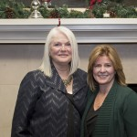Nancy McGann and Linda Kabot