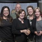 Nicole B Brewer, Peggy Kisla, Eileen Cassidy, Joan Duval