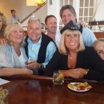 Pam Walsh, Janet Hummel, Gene Stilwell, John Tracey, Helene Leonard, Lora Nelson