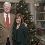 Sean Deneny and Linda Kabot Christmas Photo