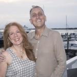 Steve Zellman and Girlfriend