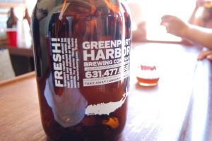greenport harbor bottle