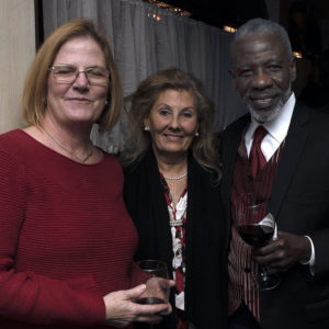 Jeanmarie Bay, Melinda Markland, Wilfred Joseph