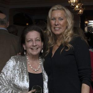Kathleen Conway and Geri Vitale