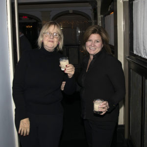 Maryann Follenius and Linda Kabot